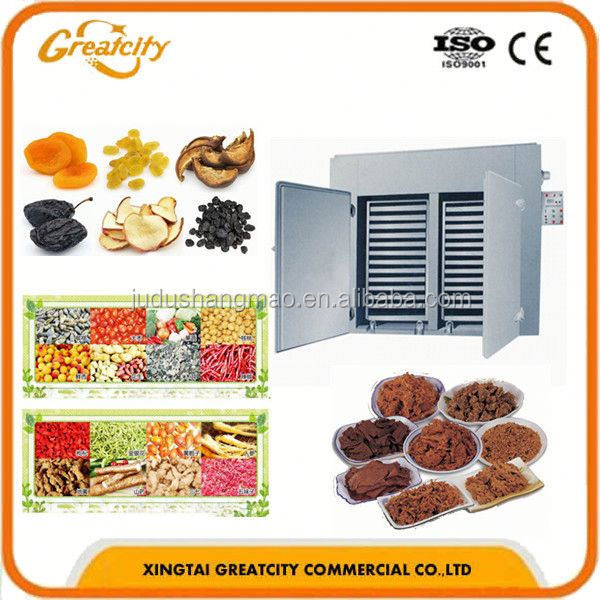 vegetable dryer machine commercial fruit drying machine