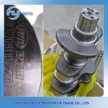 Dongfeng engine crankshaft balancing machine