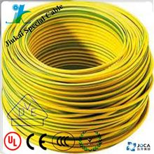 Power Cable+ECC PVC Insulated Copper Conductor+Earth Wire Power Cable