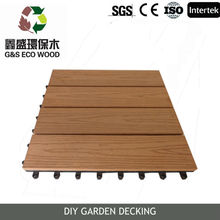 newteck 2015 good quanlity&cheap price wpc flooring/wood-plastic composite deck puzzle