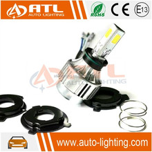 ATL CE,ROHS Certificated H6+H4+PH7+PH8 h4 led motorcycle conversion kit