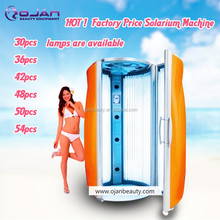 2016 Excellent and Efficient solarium tanning machine with CE Approval for sale