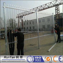 Hot sale wrought iron pool fence( factory ,ISO 9001 certificate )