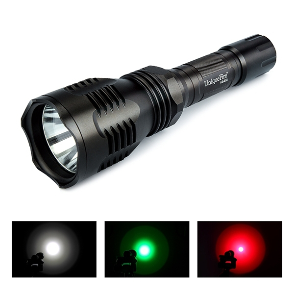 Hunting Torch Work Lamp tactical flashlight 300 lumens