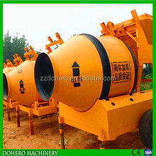 using in garden JZC250 JZC350 kinzo cement mixer