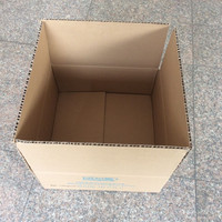honeycomb paperboard carton thickness of 5mm ,custom print the thickness paper box