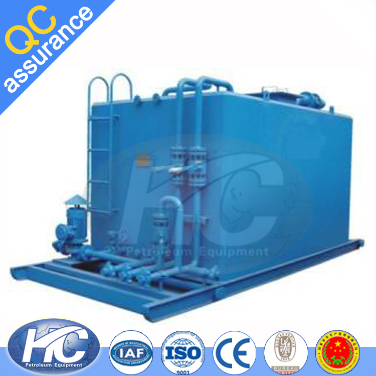 Gas tank testing machinery petroleum prover diesel fuel/ oil crude storage tank/ crude oil tank