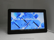 """13.3"""" to 32"""" enclosed frame 720P HD multi media advert motion sensor video player"""