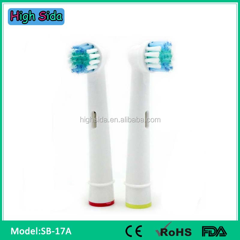 SB-17A Electrical Toothbrush Head Replacement Brush Head For Oral B
