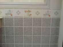 matt finish kitchen tile wall and floor