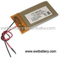li-po battery pack, polymer battery pack,digital camera rechargeable battery