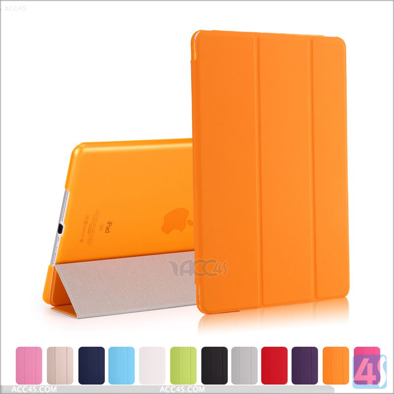 Belt Clip Case For iPad Air 9.7 ,PU Leather Tri Fold Smart Cover for APPLE iPad Air