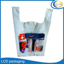 Factory wholesale rice paper stand up pouch for food packaging