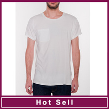 popular style with pocket boys t shirt