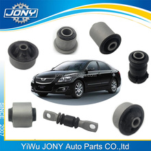 Customed suspension bushing rubber bushing