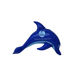 2018 new product giant inflatable dolphin swimming pool float for children and adults