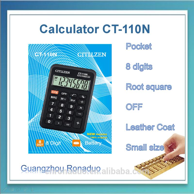 8 digit mini calculator mini solar pocket calculator pocket size calculator