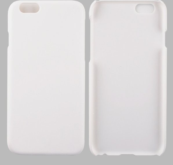 Plain Hard PC Cover Case for iPhone 6
