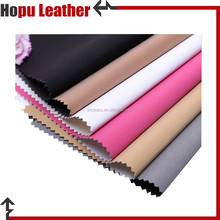 artificial pu synthetic leather making machine woven for shoes and gloves
