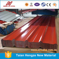 Non asbestos cement roof sheets color corrugated roof sheets construction companies