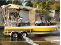 AIRBOAT Fiber Glass Boat