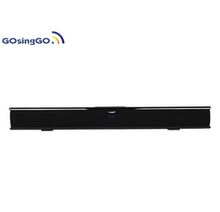 37 Inch Bluetooth Soundbar With Optical Audio Input 2.0 Channel Wall Mount