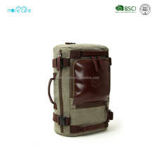canvas golf travel bag pack canvas