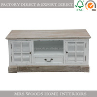 french style tv stand antique wooden living furniture shabby chic furniture