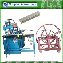 Automatic office wire staple pin making machine