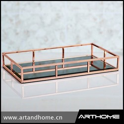 Lijia Alternative designs mirror tray