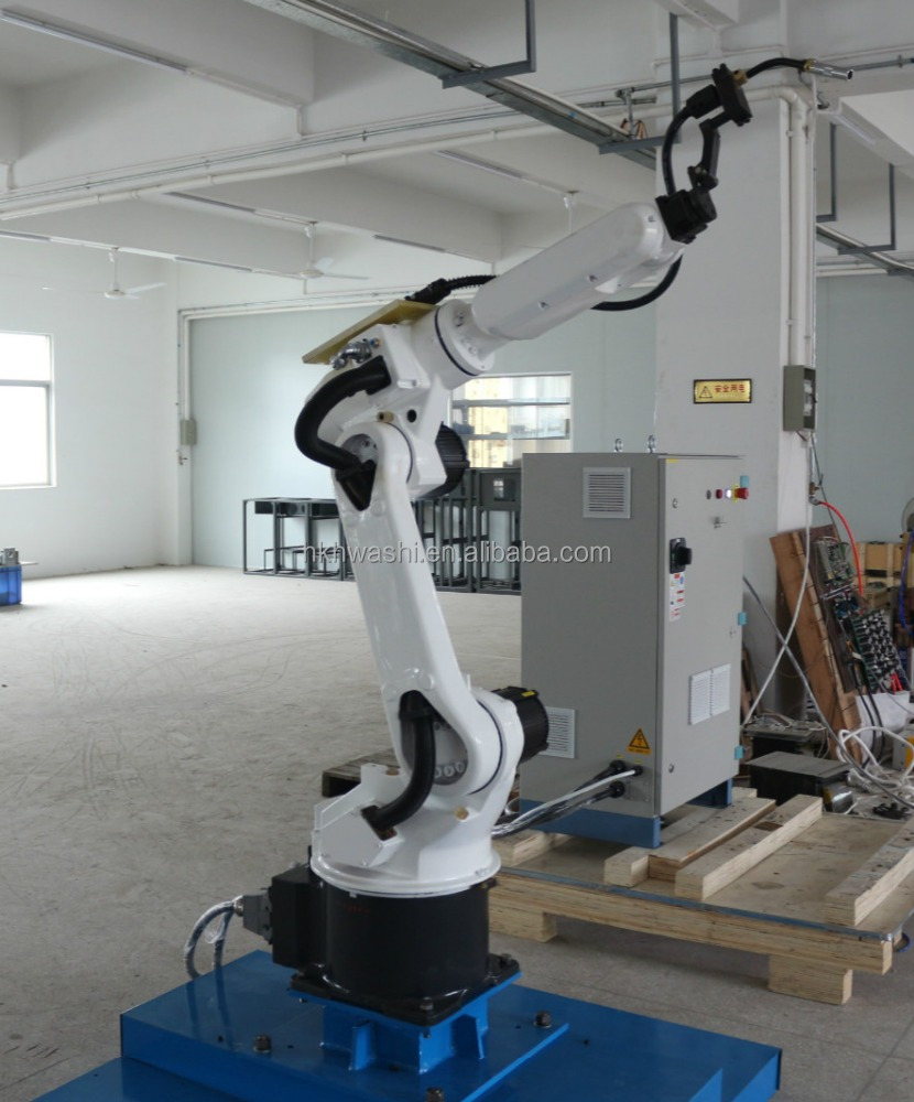 Hwashi CNC industrial robot price 6 axis