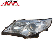 Hot sale LED Headlight 2012 for Camry HeadLamps with plastic cover