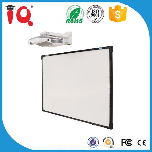 IQBoard DVT digital vision touch interactive whiteboard for presentation