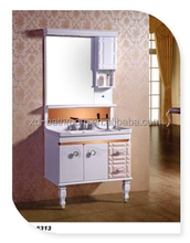 2016 bathroom furture pvc vanity designs