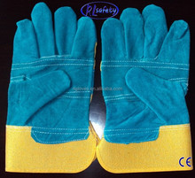Safty leather fashion glove 2012 with CE certification