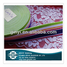 jacquard polyester strong elastic strap