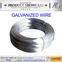 22G galvanized steel wire, iron wire, low carbon steel wire