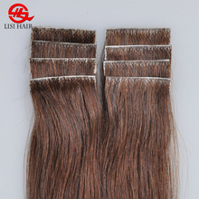 double drawn hand tied highest grade of human hair tape in extensions