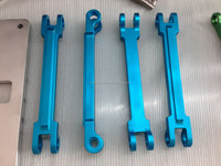 BCK1288 5 axis cnc machining/ aluminum stainless steel plastic metal turning milling parts service
