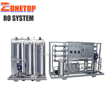 Tap Water Purifier/Big Capacity Reverse Osmosis Machine/Water Plant Project