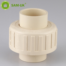 Flexible Plastic 1/2 Inch Union CPVC Fittings