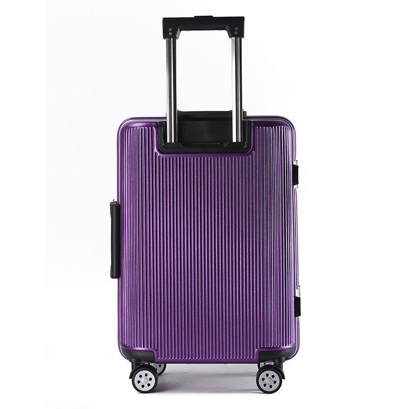 Specially design wholesale fashion abs trolley hard case luggage