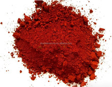 Factory iron oxide pigment red for coloring concrete roofing tiles
