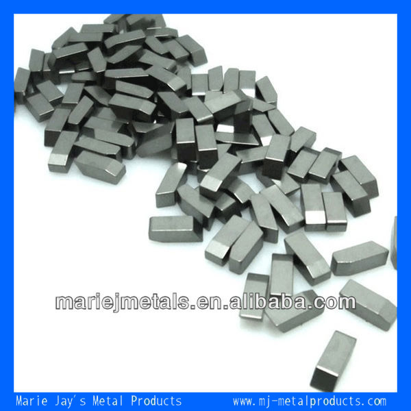 Carbide Saw Blade Tips/Carbide Tipped Saw Blades/Good Quality