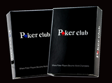 custom printed poker 100% plastic playing cards/custom poker table playing card