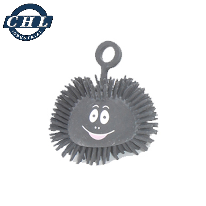Promotional worm shape puffer toy manufacturer