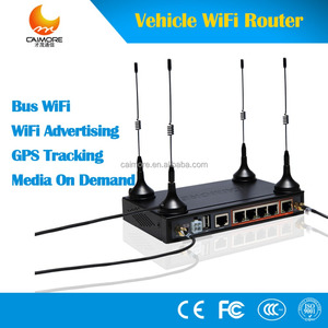 HSPA WIFI M2M router industrial ADSL router industrial cellular gateway