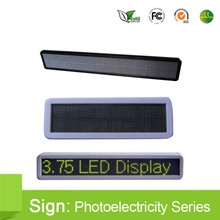 Scrolling Programmable outdoor led Sign