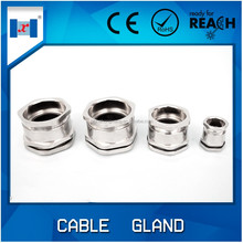 Single Compression Type Brass Cable Gland