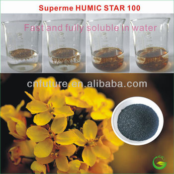 Potassium Humate Agricultural Fertilizer